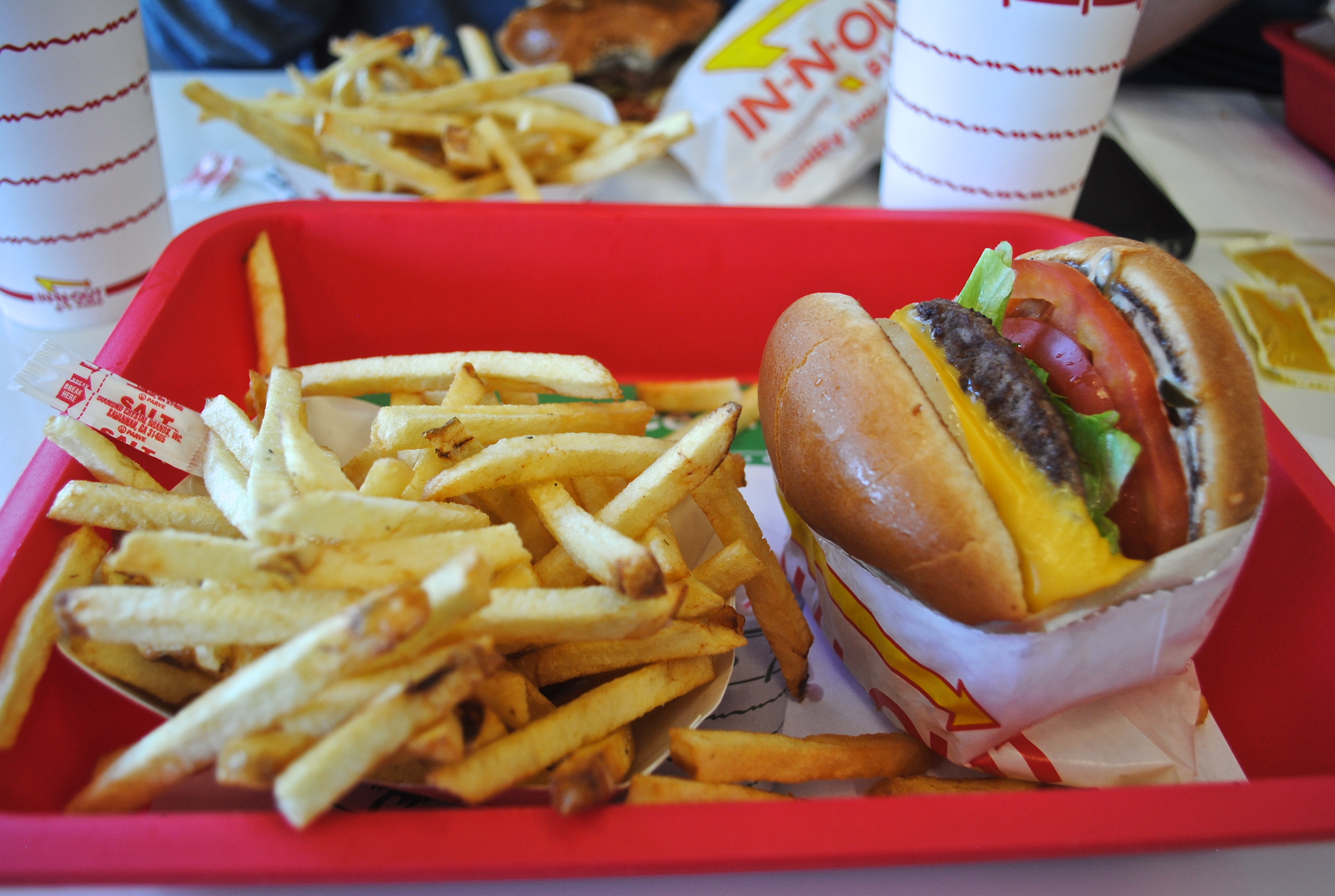 in n out burger san francisco where food is i am. Black Bedroom Furniture Sets. Home Design Ideas