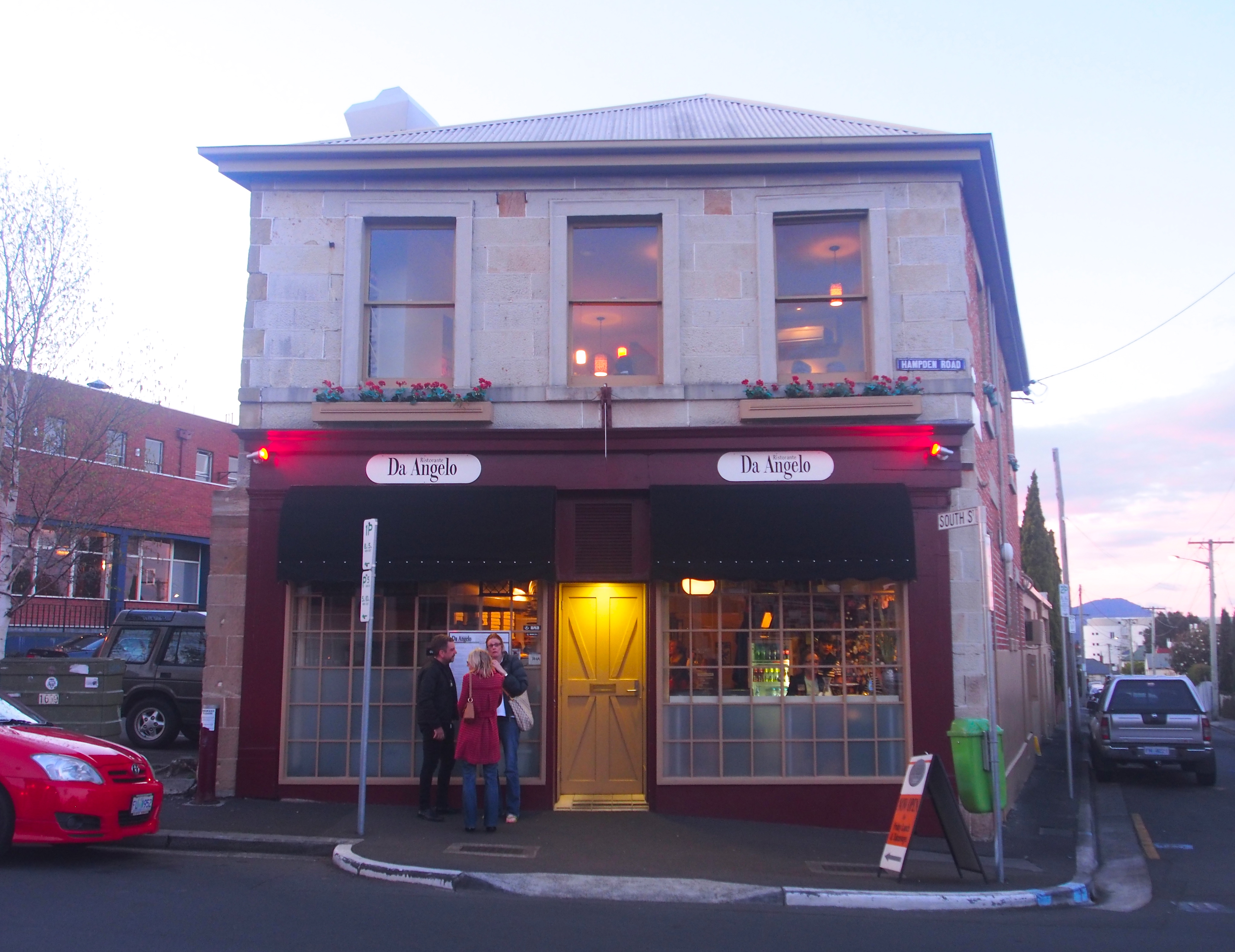 Italian Restaurant Battery Point Hobart