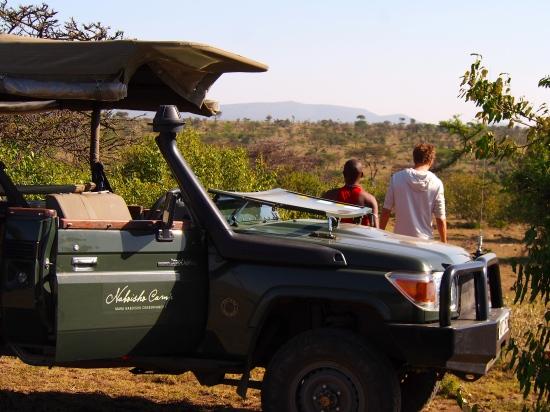 Asilia Africa Naboisho Camp