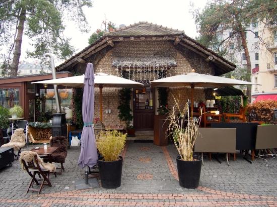 Cottage Cafe Geneva